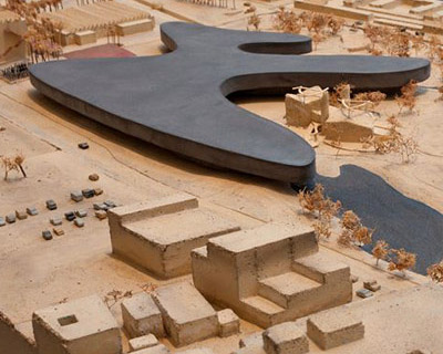 Image result for Peter Zumthor design for LACMA images