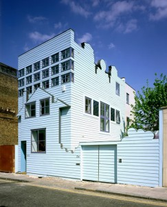 Blue House, London (FAT)