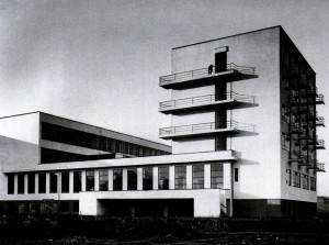 The Bauhaus idealized