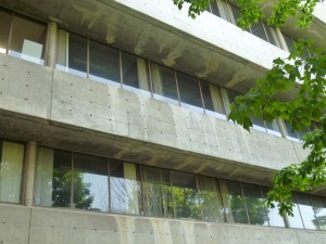 Scarborough College, Toronto. Built 1966. 49 years old